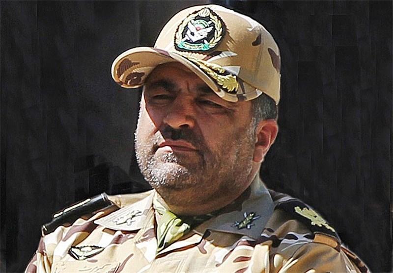 فرمانده لشکر 28 پیاده کردستان معارفه میشود