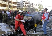 انفجار خودروی بمبگذاری شده در ضاحیه بیروت چندین کشته و زخمی بر جای گذاشت