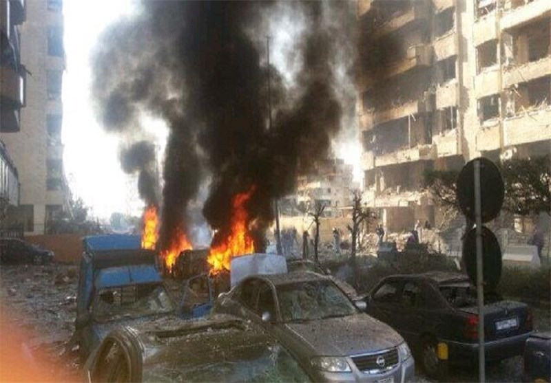 Two Explosions Hit Near Iran's Embassy in Beirut