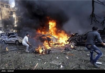 عملیات تروریستی در مقابل سفارت ایران در بیروت