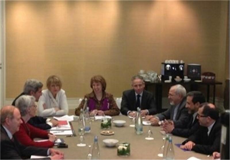 Zarif Talks with Heads of Int'l Organizations in Geneva