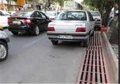 ترافیک سنگین در محور کندوان حاکم است