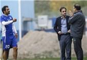 نوروزی: شایعات درباره حیدری صحت ندارد/ او مقابل سپاهان بازی میکند