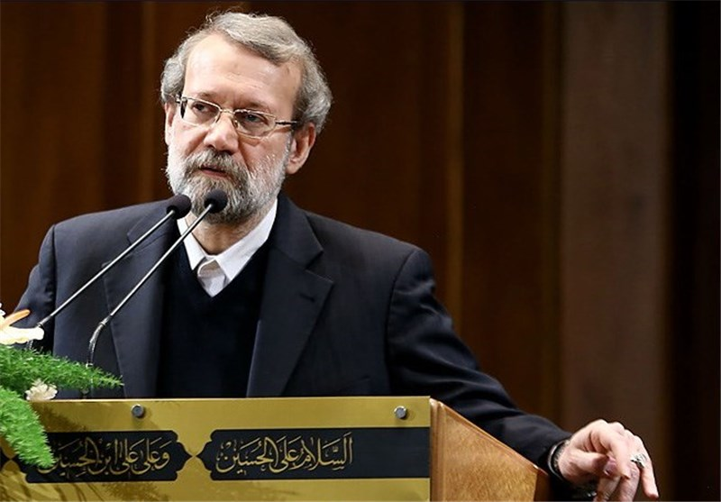 Larijani: Iran, Indonesia Stands Quite Close on Int'l Issues