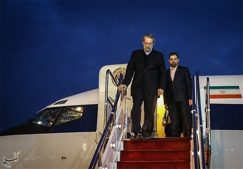 Iran's Larijani to Visit Oman Next Week