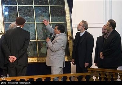 مراسم تکریم نلسون ماندلا