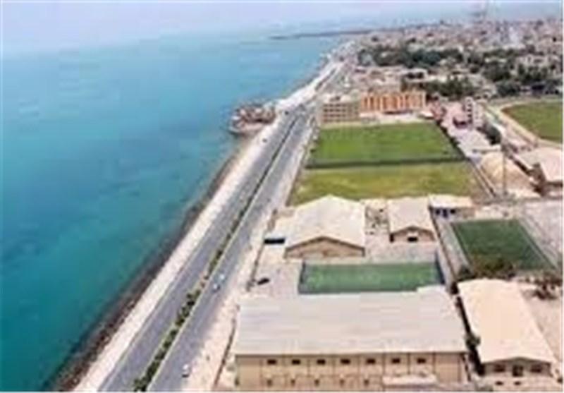 راهاندازی ورزشهای آبی در ساحل شهرستان گناوه