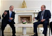 پوتین و نتانیاهو