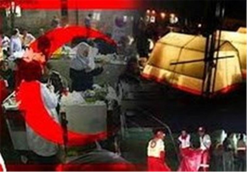 برپایی 2هزار چادر در «بستک» تا امدادرسانی 4هزار نفر در برف و کولاک