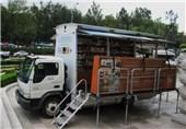 استقرار کتابخانههای سیار در شهر مرزی سیب و سوران افزایش مییابد