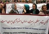 تجمع یهودیان ایران در مقابل دفتر سازمان ملل برای حمایت از حقوق هستهای