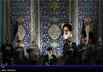 Basij Forces, Commanders Meet Supreme Leader in Tehran