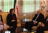 Zarif-Ashton Meeting Kicks off in Geneva