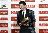 فوتبال جهان  پیشتازی مسی برای کسب ششمین کفش طلا