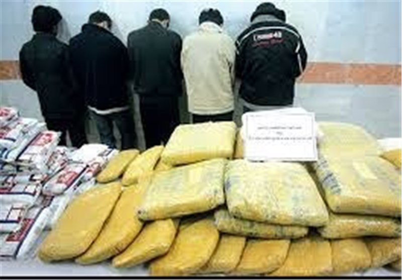 Police Seize over 1 Ton of Narcotics in Eastern Iran in 2 Days