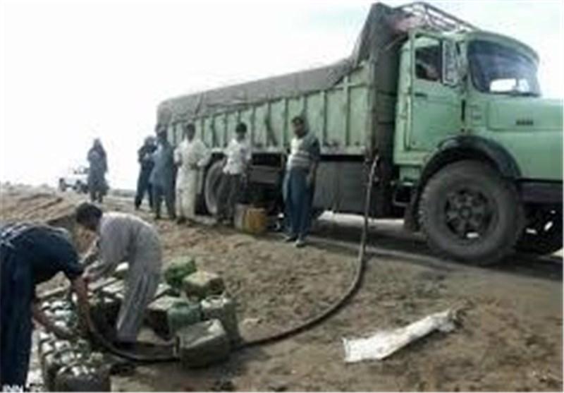 یک میلیون و 245 هزار لیتر سوخت قاچاق در سیستان و بلوچستان کشف شد
