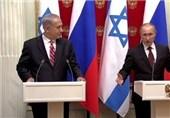 گفتوگوی تلفنی نتانیاهو با پوتین درباره حضور ایران در سوریه