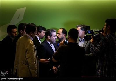 عباس عراقچی مذاکره کننده ارشد ایران در حاشیه نشست ژنو