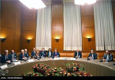 Photos: New Round of Nuclear Talks between Iran, G5 +1 Underway in Geneva