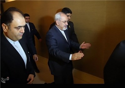 Iran's Zarif, EU's Ashton Meet on Second Day of Geneva Talks