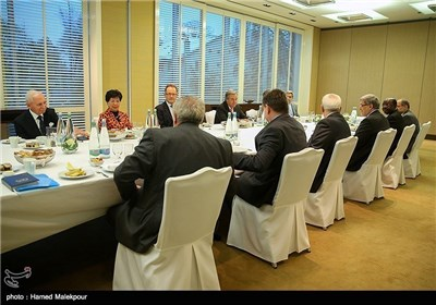 Heads of Int'l Organizations in Geneva Meet Iran's FM