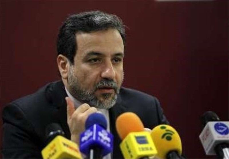 عراقجی: المفاوضات النوویة مع مجموعة 5+1 فی جنیف حققت تقدماً جیدا