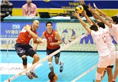 Iran Beats US 3-2 at Volleyball World Grand Champions Cup