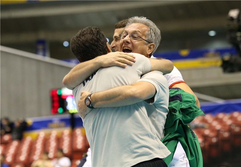 Six Candidates Shortlisted for Iran Volleyball Coach Job