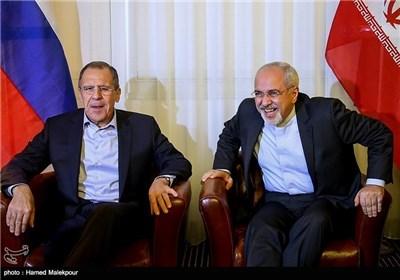 Iranian, Russian FMs Meet in Geneva
