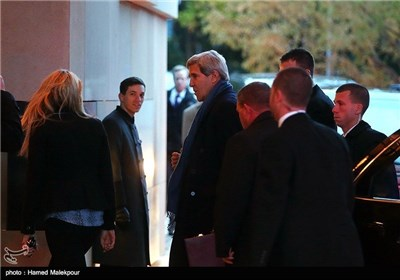 US Secretary of State Arrives in Geneva for N. Talks