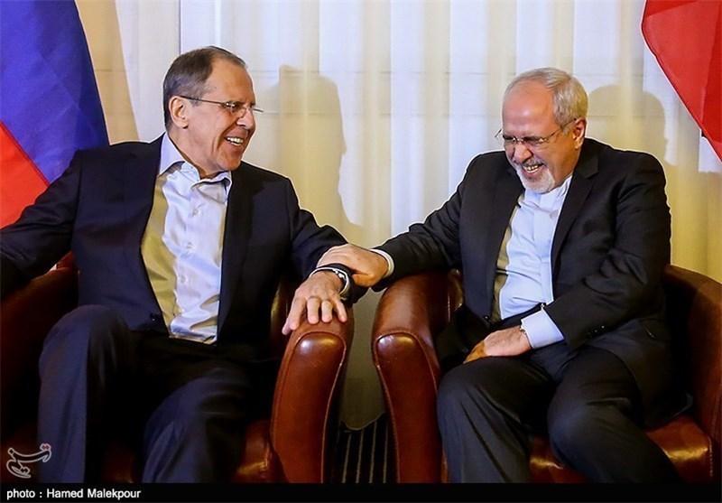 ظریف: بحران سوریه و کنفرانس ژنو2 محور مذاکرات با طرف روسی است