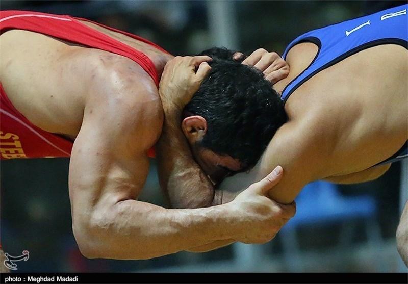 شیراز، قهرمان مسابقات کشتی آزاد بزرگسالان فارس شد