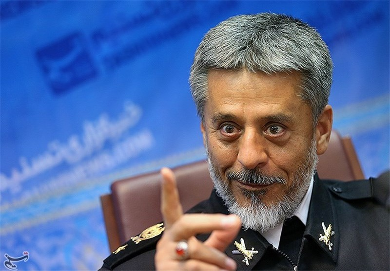 Iran Navy Set to Expand Presence in Int'l Waters