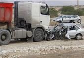 10کشته و زخمی در تصادف محور مهران-دهلران+ تصاویر