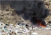 آتش سوزی بخش قدیمی سایت دفع زباله صفیره اهواز مهار شد