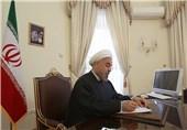 پیام روحانی به «میشل عون» در پی انفجار بیروت: ایران آماده ارسال کمکهای پزشکی و مداوای مجروحان است