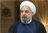 World Powers Admit to Iran's N. Rights, Right for Enrichment: President Rouhani