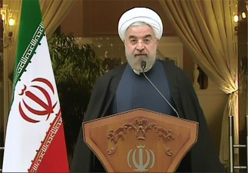 President: Iran's Enrichment Right Stipulated in N. Deal