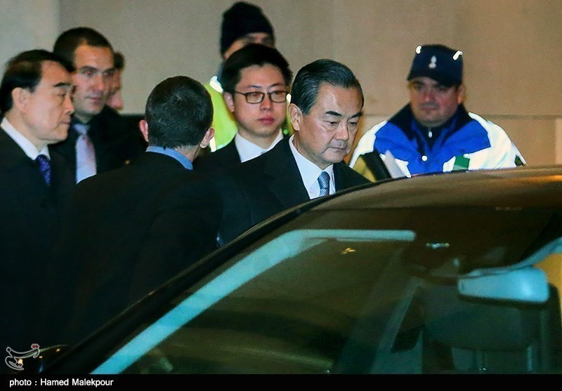 Foreign Ministers of Group 5+1 Leave Geneva after Talks