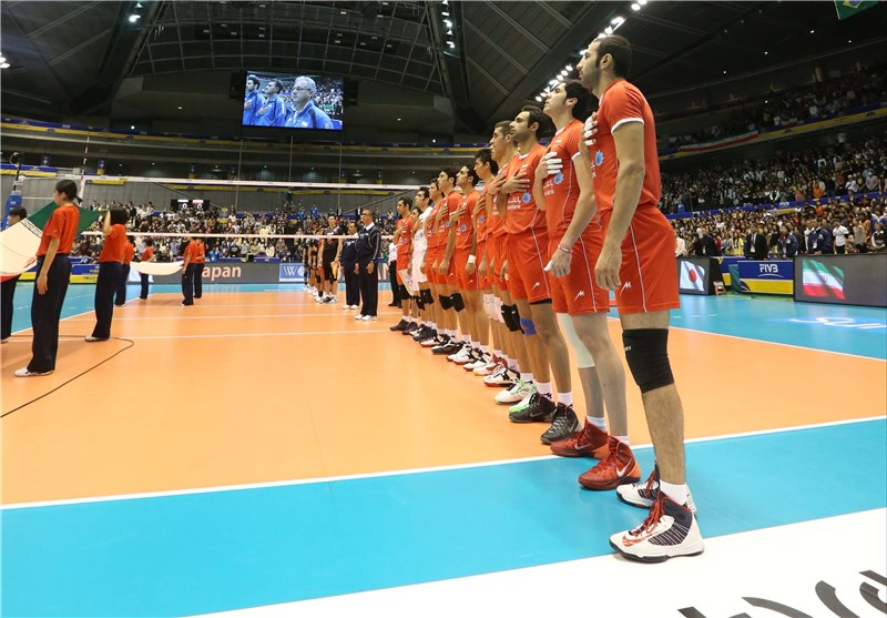 Iran Beats Host Japan, Ranks 4th in FIVB Grand Champions Cup