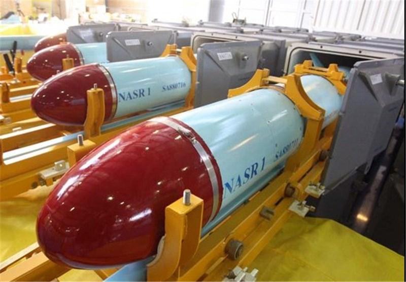 """""""نصر"""" با توانایی اعجابآور انهدام کشتیهای 3هزار تنی/ موشک ضدکشتی ایرانی؛ نفوذکننده به شناورهای زرهی"""