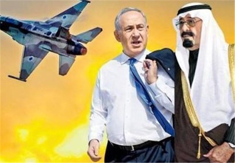 """عطش """"آل سعود"""" برای نزدیک شدن به صهیونیستها"""