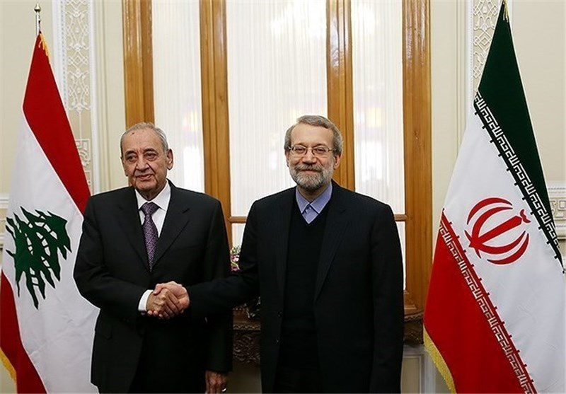 Speaker Voices Tehran's Preparedness to Develop Ties with Arab States