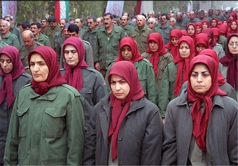 سازمان مجاهدین (منافقین) , کردستان عراق ,