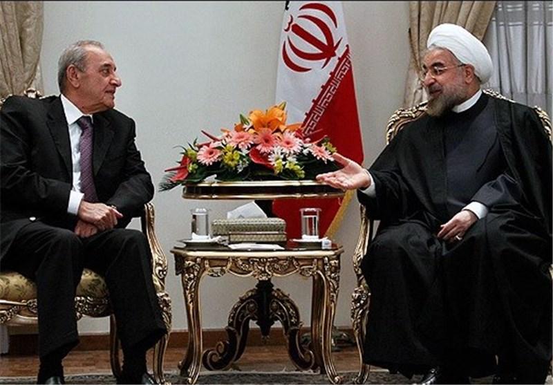 الرئیس روحانی: محور سیاسة الحکومة هو ارساء الاستقرار علی اساس التعاطی مع دول المنطقة