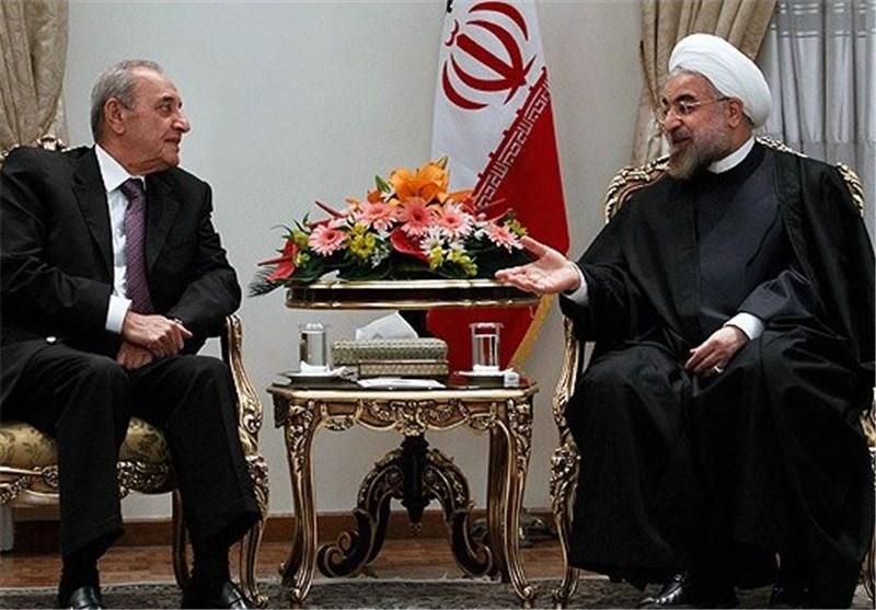 روحانی : مشاکل المنطقة تضاعفت منذ اوجد الاستعمار الکیان اللقیط «اسرائیل»