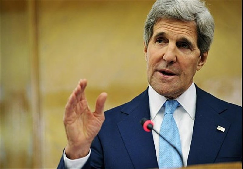 Kerry Delivers Video on Iran Deal to Congress