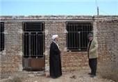 تملک زمین برای ساخت 5 خانه عالم در دیر