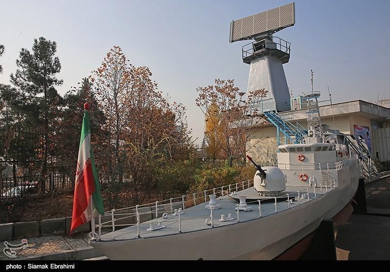 Photos: Iranian Navy Unveils New Home-Made Radar System