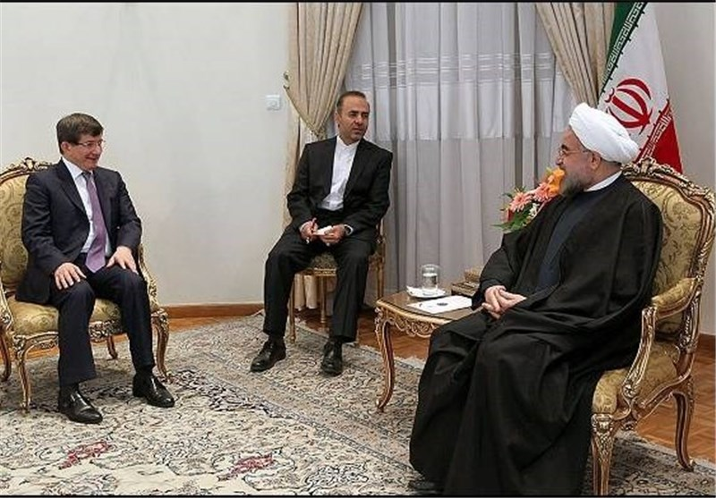 Rouhani Says Iran, Turkey Want Cessation of Hostilities in Syria